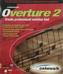 overture cakewalk