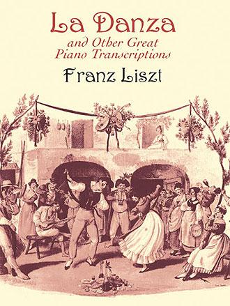 la danza and other great piano transcriptions 李斯特舞曲