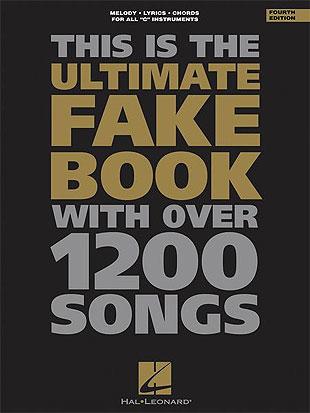 台北音樂家書房】The Ultimate Fake Book (Over 1200 Songs) C ...