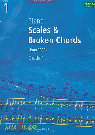 piano scales & broken chords grade 1 pdf