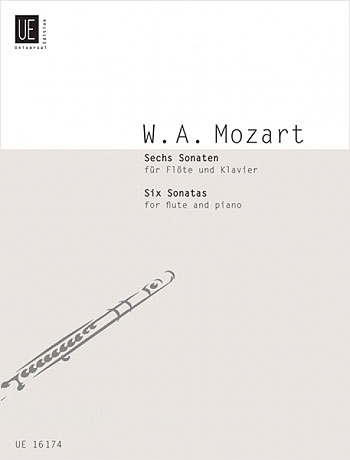 Six Sonatas for Flute and Pian