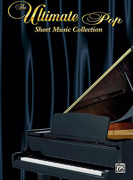 台北音樂家書房】The Ultimate Pop Sheet Music Collection (Piano/Vocal ...