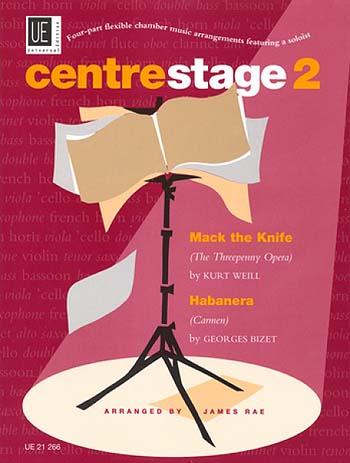penbast谱子单手-Centre Stage.2 Poco adagio cantabile Charpentier, Prelude Chambe