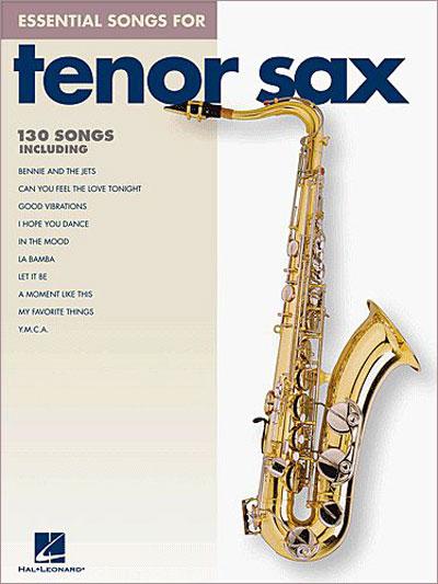 essential songs for tenor sax - 129首必演奏的萨克斯风经典流