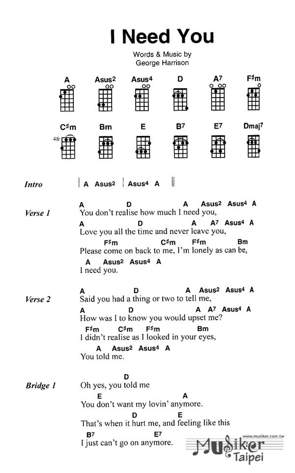 Lyrics for and i love her by the beatles