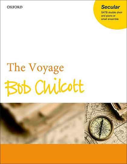台北音樂家書房】The Voyage for vocal (Oxford)|9780193406032|Bob