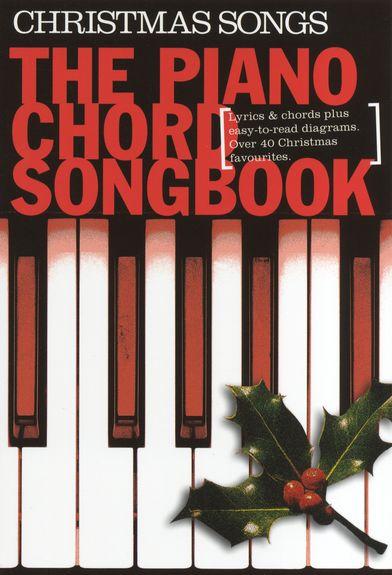 台北音樂家書房】Piano Chord Songbook: Christmas Songs (Wise