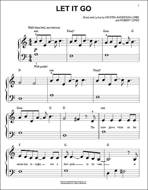 Demi Lovato Chords Piano